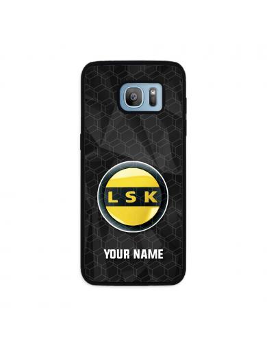 LSK Logo Sort + Ditt navn...