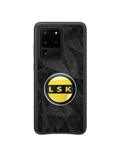 LSK Logo Sort Deksel
