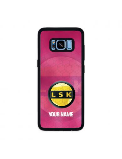 LSK Logo Rosa + ditt navn...